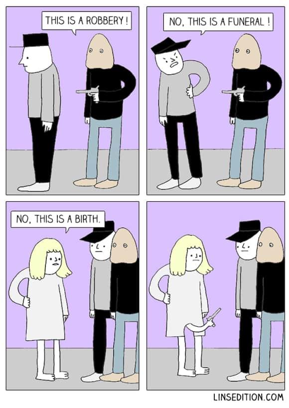 robbery-funeral-birth-comic-cartoon